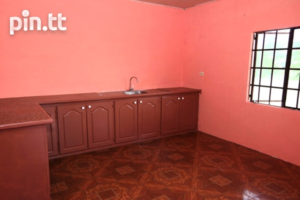 UPSTAIRS TWO BEDROOM APARTMENT IN CHAGUANAS-4