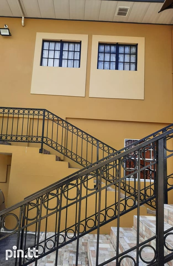 Savannah Drive Trincity Furnished 2 Bedroom Upstairs Apartment-1