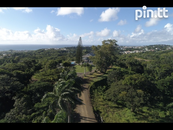Homestead half acre plots Orange Hill Tobago-2