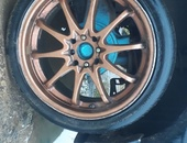 18s Rims and tyres