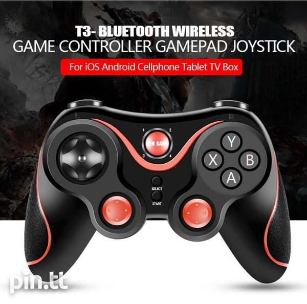 Brand New Wireless Bluetooth Gamepad for android, tv box, pc, ps3-7