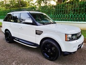 Land Rover Range Rover Sport, 2013, PCY