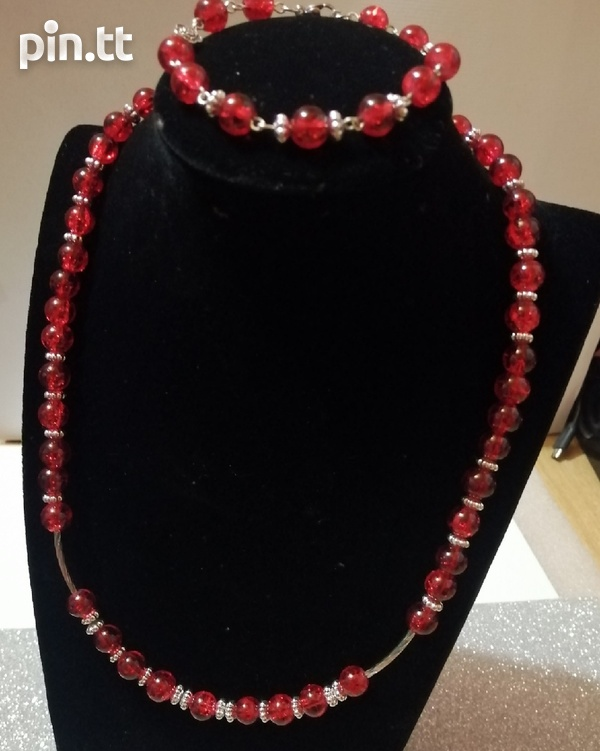 Customized Beaded Jewelry Sets-2