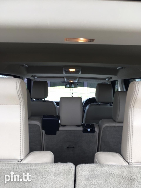Land Rover Discovery, 2010, PCS-7