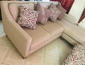 3pc Sectional Couch Set