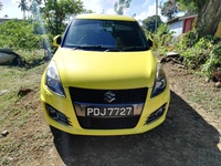 Suzuki Swift, 2013, PDJ