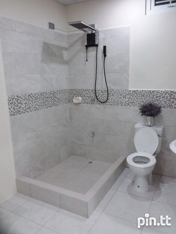 One Bedroom, Unfurnished Apartment, St. Croix Ext. Rd, Barrackpore-8