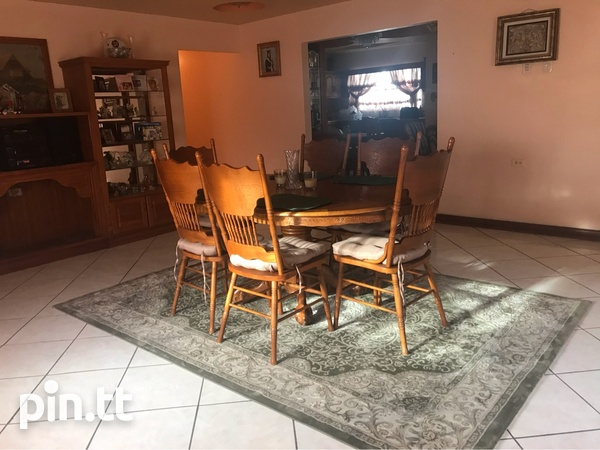 3 Bedroom Fully Furnished House In Sangre Grande-5
