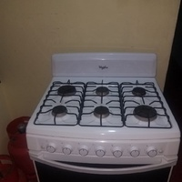 Whirlpool stove good condition