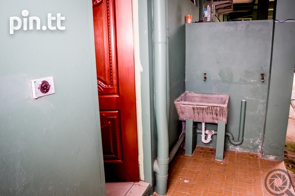 One Bedroom Refurbished Downstairs Apartment Cunupia-7