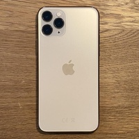 Gold iPhone 11 Pro 256GB