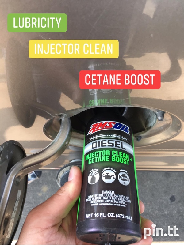 Amsoil Diesel Injector Clean and Cetane Boost - 12 Units/ Case-2
