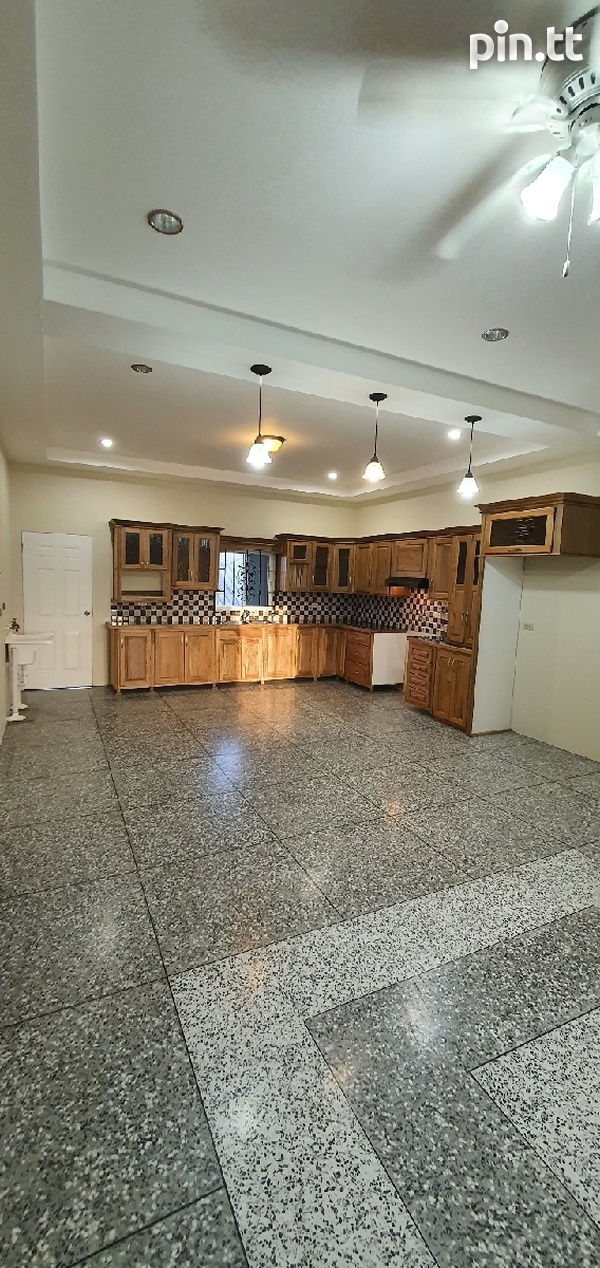 UNFURNISHED TWO BEDROOM ST MARY'S, BEAUCARRO 5 MINS TO CHAGUANAS 743-8020-2