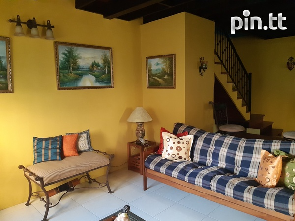 Chaguanas 3 bedroom 2 bath townhouse-4