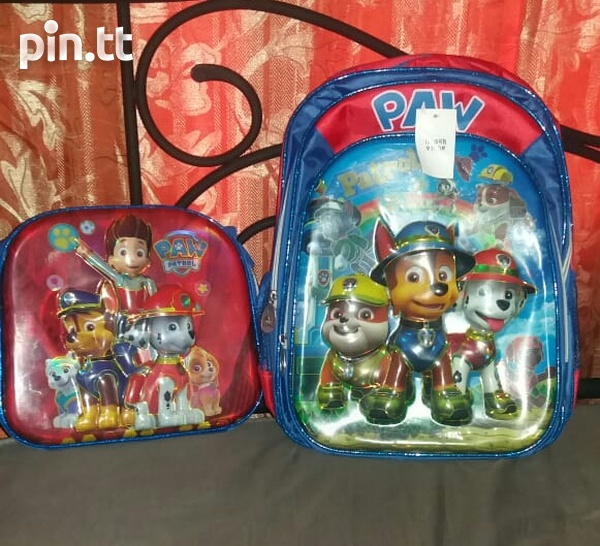 Book bag and lunch bag-2
