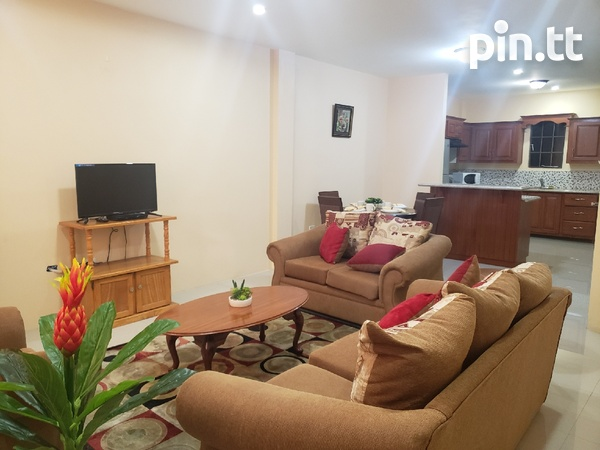 Champs Fleurs Two bedroom Townhouse unfurnished-3