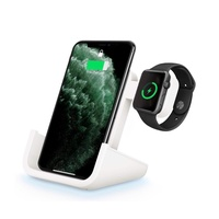2 In 1 Wireless Charging Station.