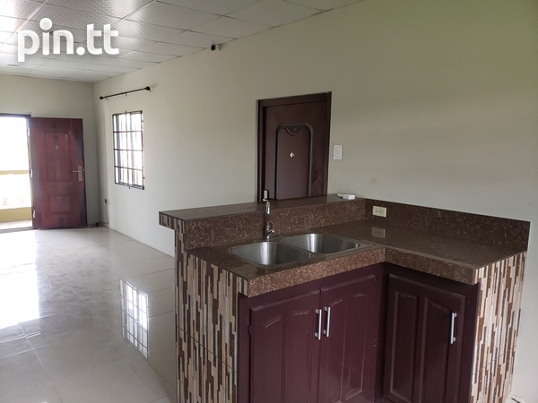 COUVA UNFURNISHED 2 BEDROOM APARTMENT-4