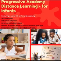 Progressive Academy - Distance Learning for Infants