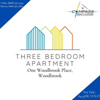 APARTMENT - ONE WOODBROOK PLACE