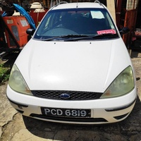 Ford Focus, 2008, PCD