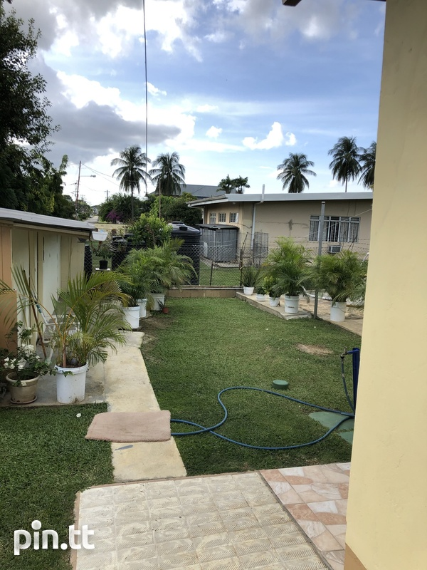 Fully Air Conditioned Valsayn South 2 Bedroom Apt-11