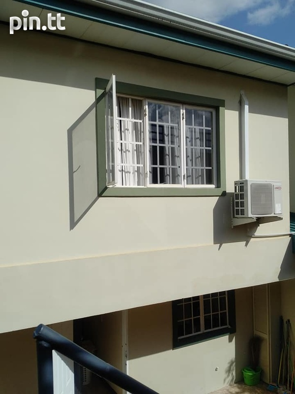 Fidelis Heights, St Augustine Fully Furnished Townhouse-1