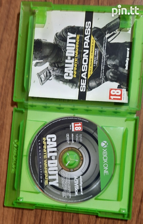Xbox One Call of Duty-3