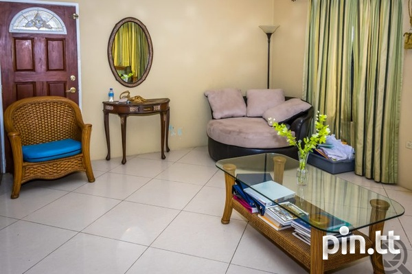 Fully Furnished Valsayn Two Bedroom Apartment-4