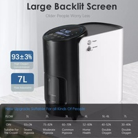 7L 2 in 1 Oxygen Concentrator/ Atomizers