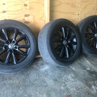 SUV RIMS AND TIRES