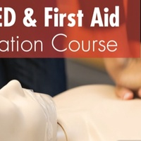 Firstaid CPR AED Certification