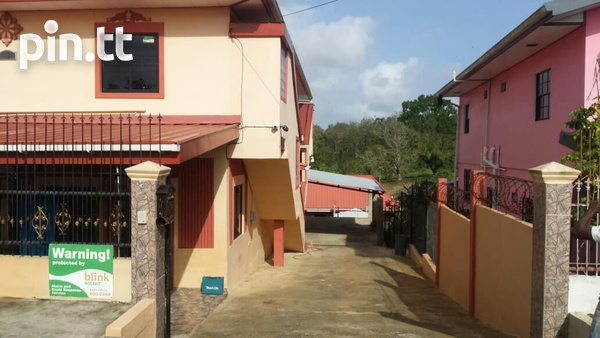 INCOME PROPERTY WITH RENTED APARTMENTS-1