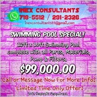 Swimming Pool Construction Special