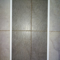 Bathroom/Toilet Insect Screen