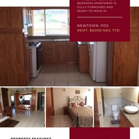 Fully- Furnished Two Bedroom Apartment