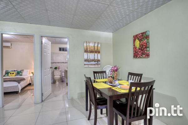 Unfurnished Cozy 2 Bedroom Piarco Apartment-2