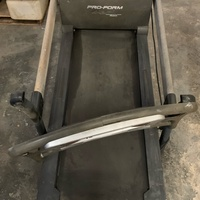 Pro Form Treadmill - Parts Only