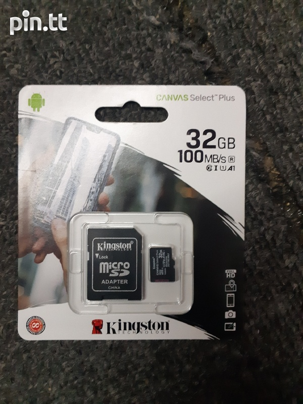 High power 32GB Micro SD Card-2