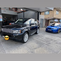 Land Rover Range Rover Sport, 2009, PCY