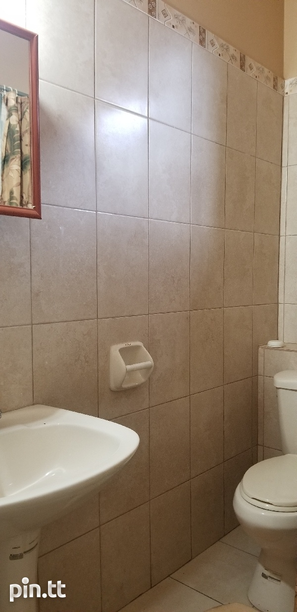 Couva Fully Furnished 2 Bedroom-5