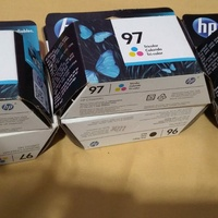 Hp 96 and 97 ink cartrages