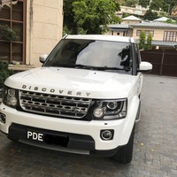 Land Rover Discovery, 2014, PDE