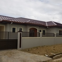 3 bedroom house, located in Couva