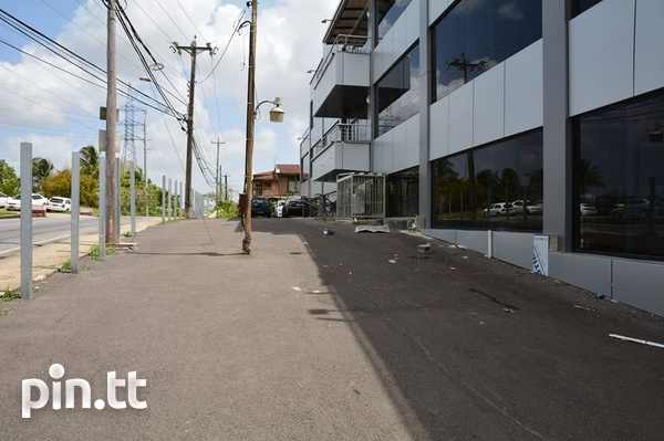 Charles Street North, Gasparillo, NEW 3 Storey Commercial Building-5