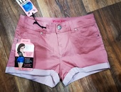 Pink Shorts with Butt Lift Small