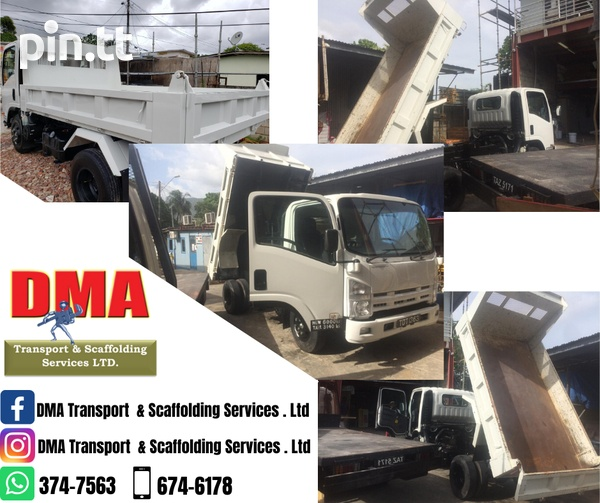 Transport And Movers Service-1