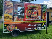 Equipped Food Trailers