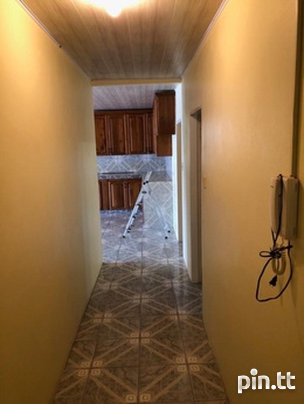 Tobago Unfurnished Apartment with 2 bedrooms-7