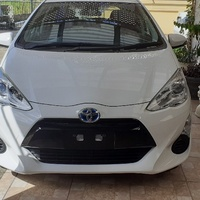 Toyota Aqua, 2016, unregistered will be put on owner's name